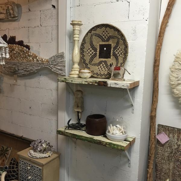 Custom Display Shelves