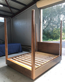 """The """"Heritage"""" Queen Size Bed Frame"""