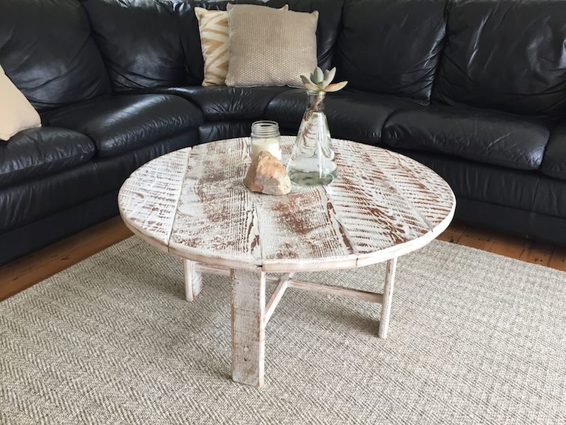 The 'Pearl' Coffee Table