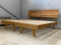 """The """"King Twins"""" King Single Bed Frames"""
