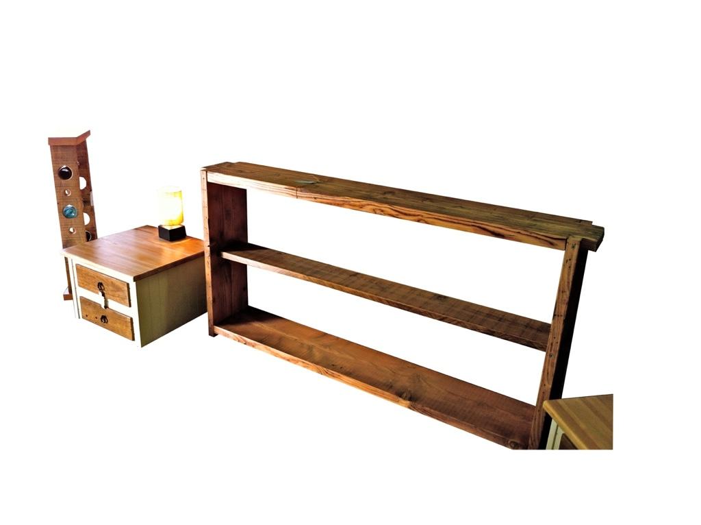 Hall Runner Shelves