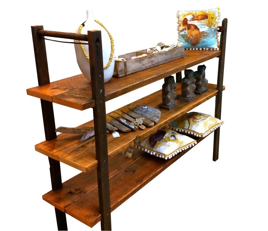 Ladder Shelves (Mid Height)