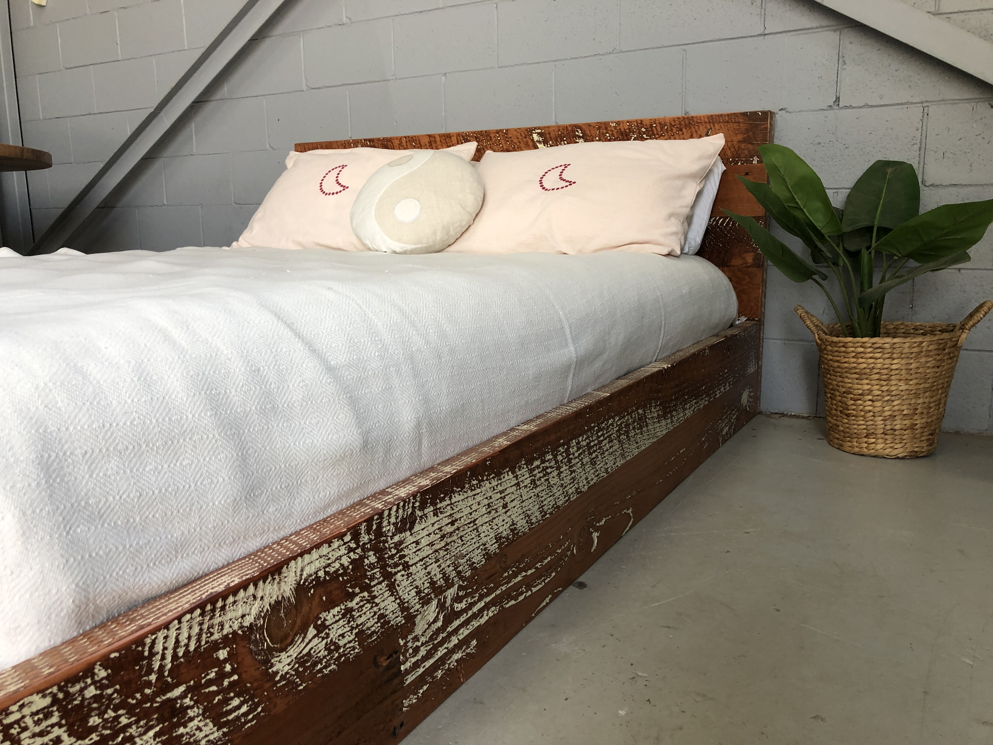 """The """"Sleeper"""" Queen size Bed Frame"""
