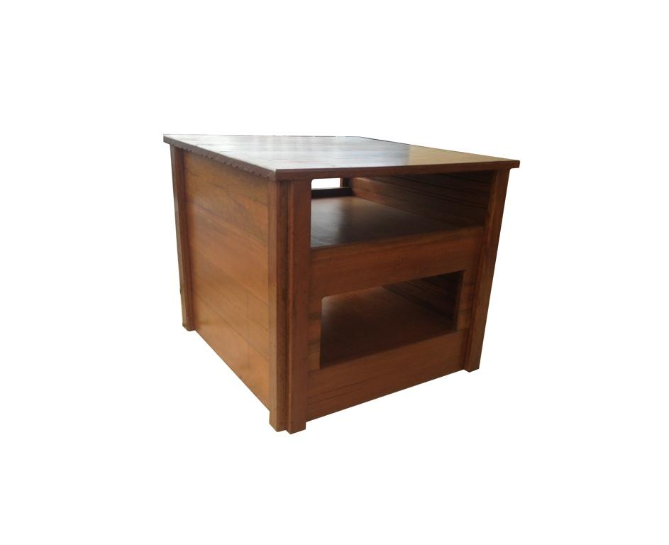 Custom Boat Deck Table