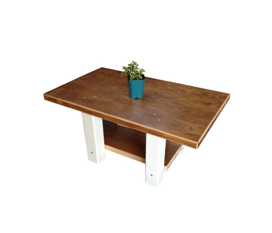 White Leg Coffee/Side Table