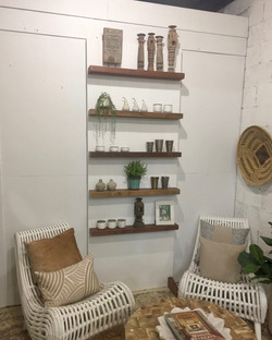 Display Shelving @ Drift Design