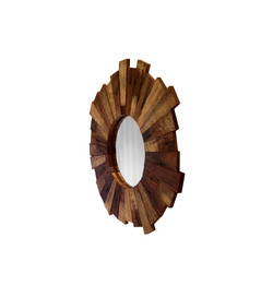 Custom Circular Mirror