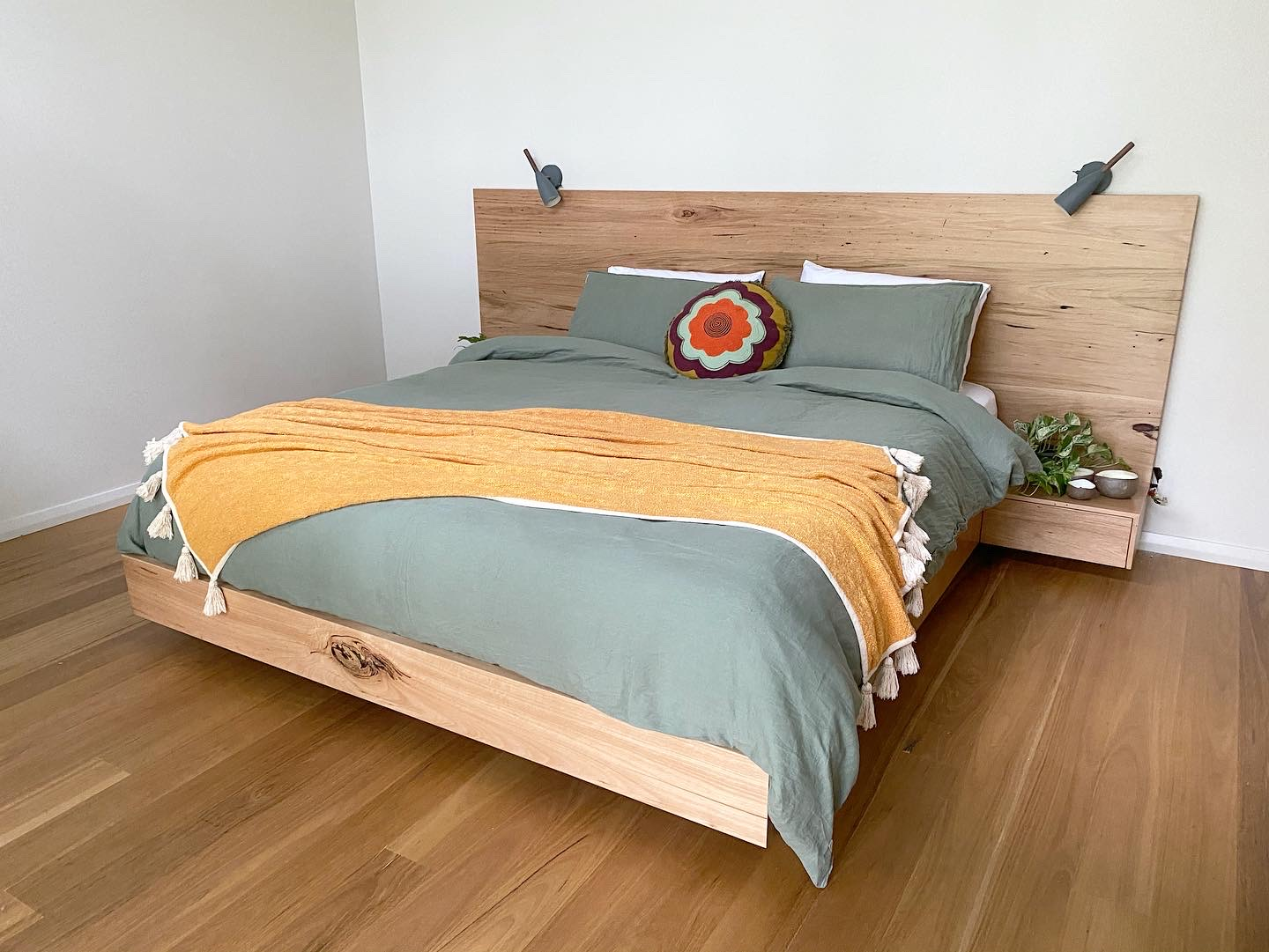 """The """"2020"""" King size Bed Frame"""