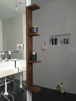 Feature Bathroom Shelves