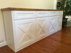 The 'Avalon' Sideboard /Buffet