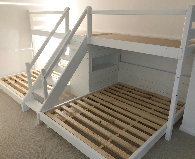 "The ""Super Bunks"" Bunk beds"