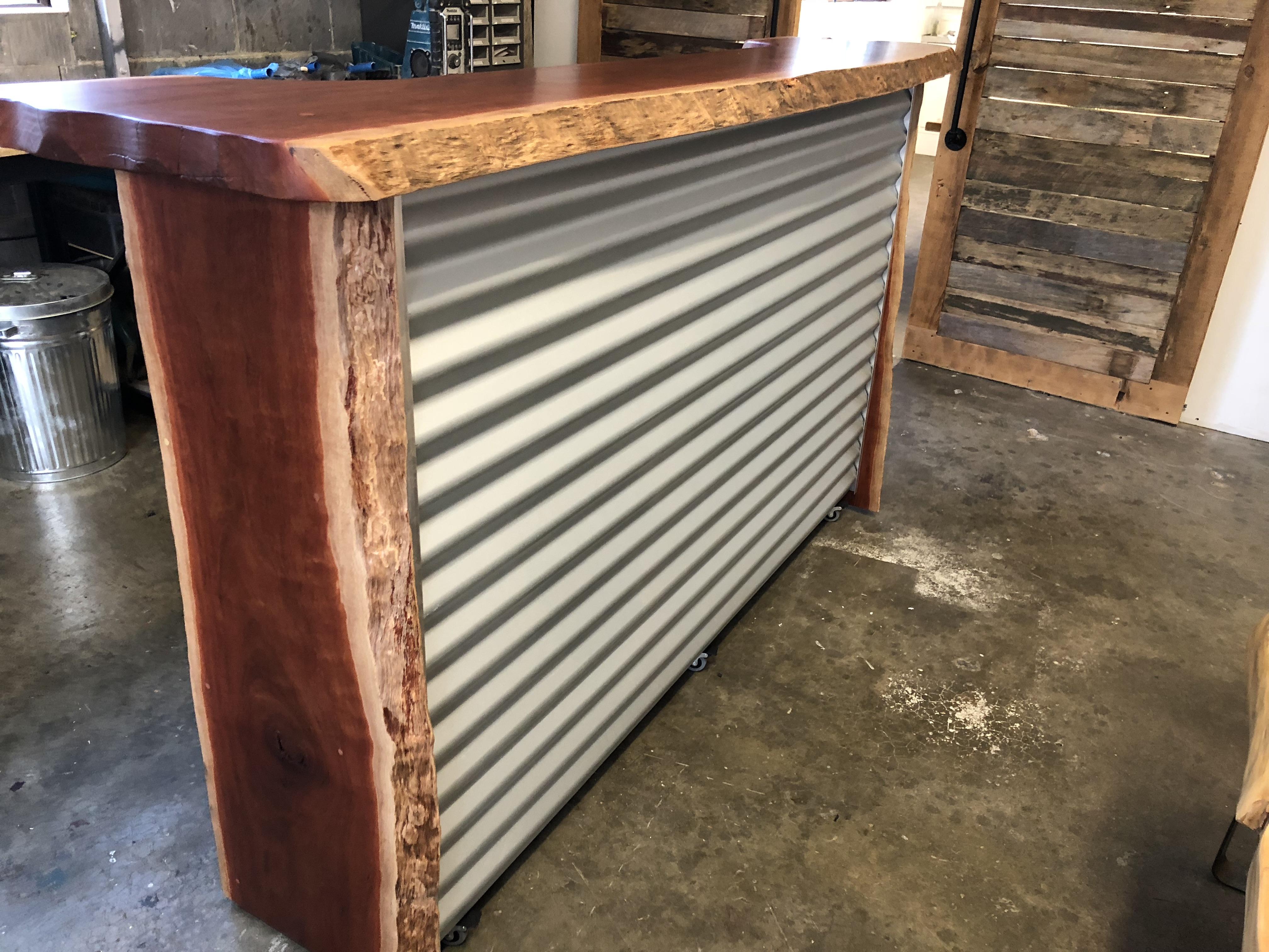 Hardwood Drinks Bar