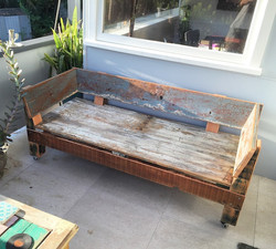 Custom Day Bed