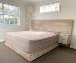 "The ""Goldie V2"" King Size Bed Frame"