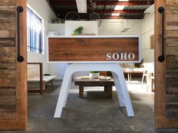 SOHO DJ Table MK-II