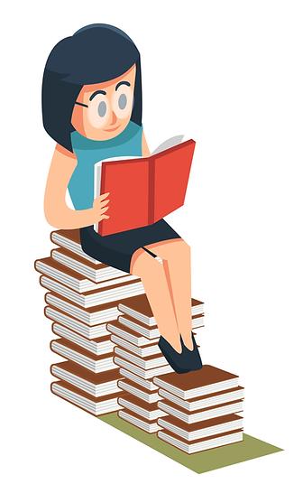 Bookworm-vector-4.png