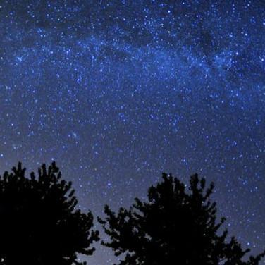 Dark Sky perfect for epic star gazing