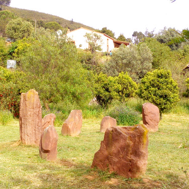 Our very own stone circle