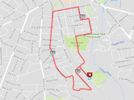 Y's Men's 37th Annual Haddonfield 5k Road Race