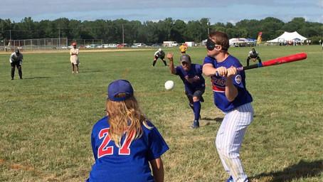 Beep Baseball Gets Major Press Coverage!