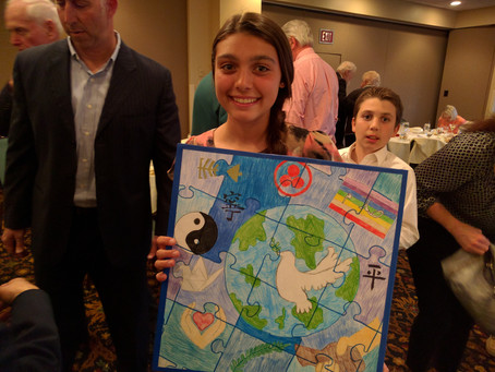Annual Peace Poster Contest