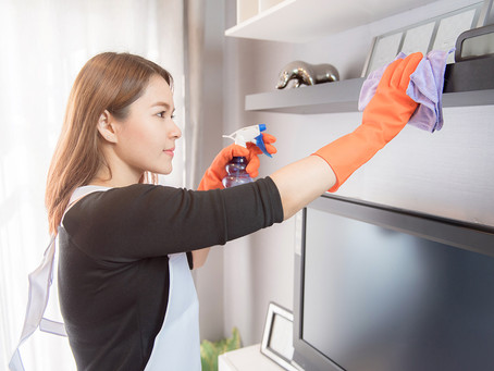 What Does the Deep Cleaning Mean?