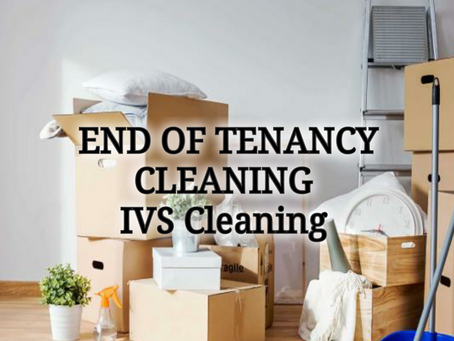 What Does End Of Tenancy Cleaning Really Mean?
