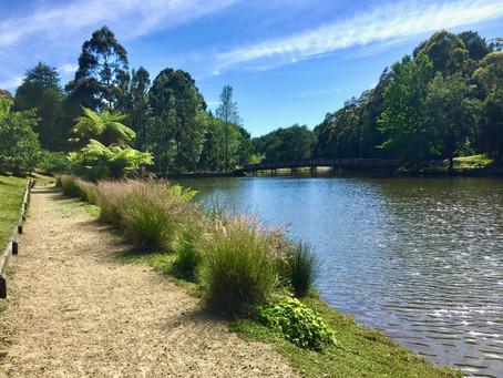 Nobelius Heritage Park & Emerald Lake Park Walk