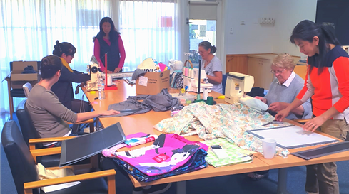 Upper Beaconsfield Boomerang Bags Community Project