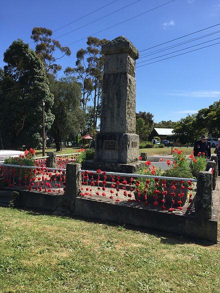 Cenotaph Upper Beaconsfield