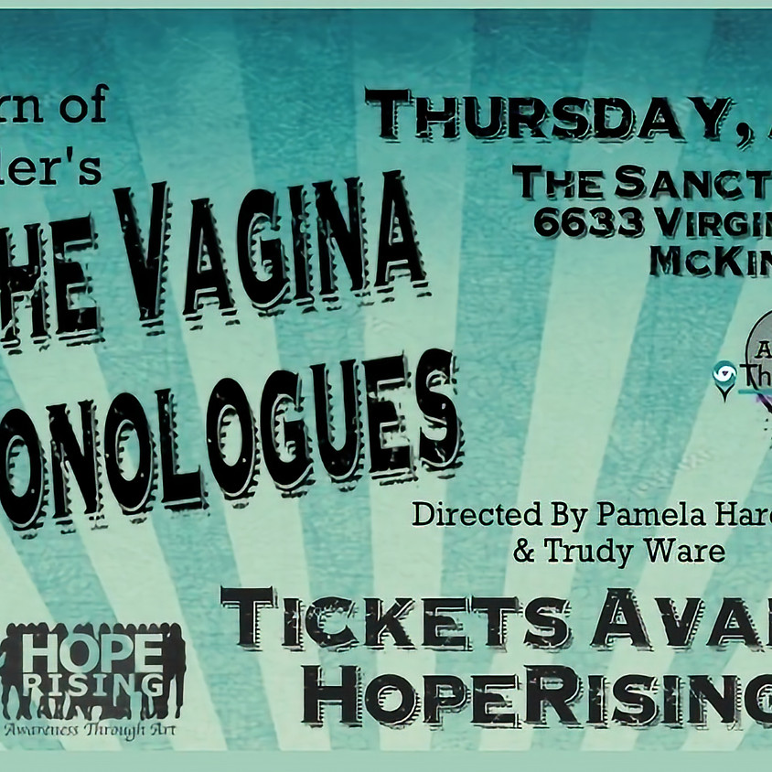 2020 Eve Ensler's The Vagina Monologues
