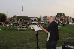 Music in the Park / Farmers Market - Kevin Nichols