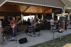 Music in the Park / Farmers Market - Theoretical Band