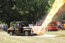 Marshall Motors' Car Show / Cancer Benefit