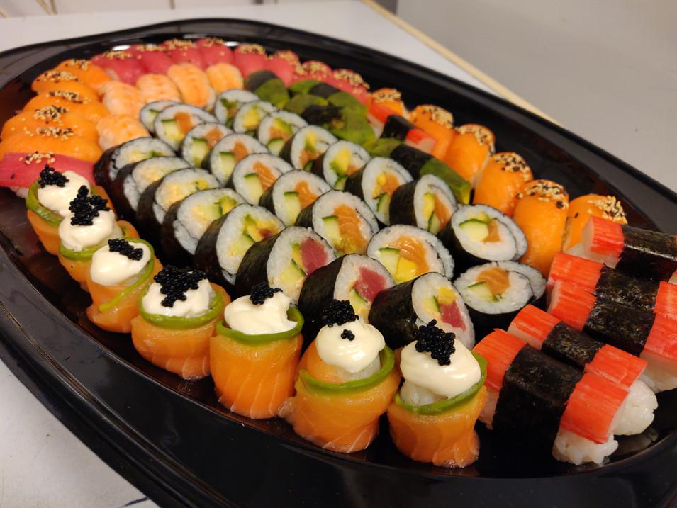Vår sushi