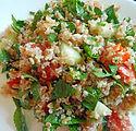 Tabbouleh sallad (bladpersilja, citron &