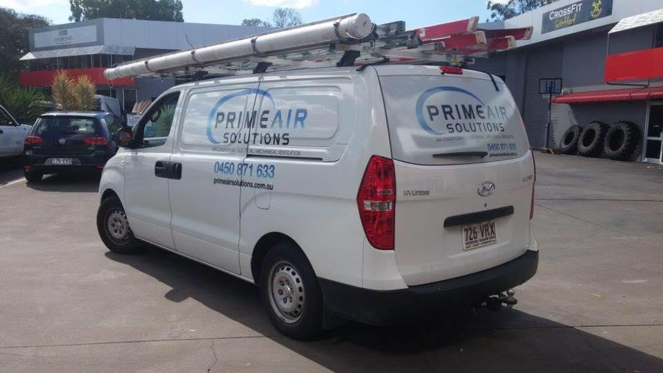 A Prime Air Work Horse