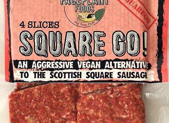 Vegan Square Sausage
