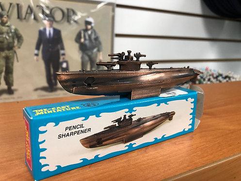 WW2 Submarine Pencil Sharpener