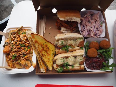 FacePlant Foods Munchie Box