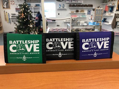 Battleship Cove Wallets