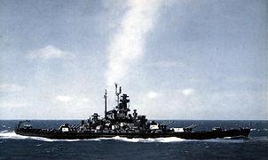 USS_Massachusetts_(BB-59)_underway_in_19