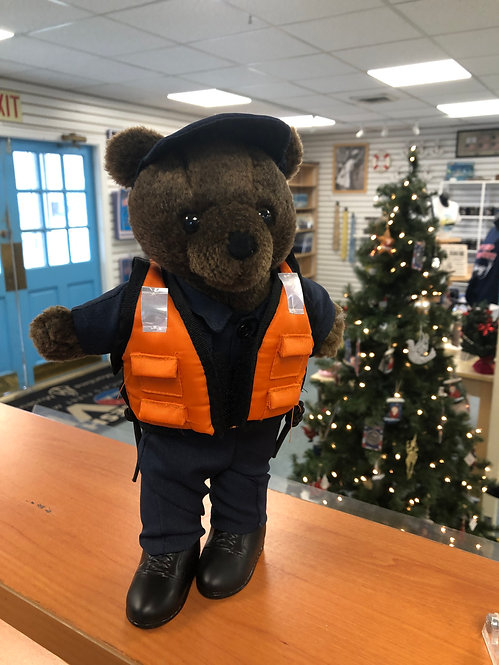 US Coast Guard Sailor Bear