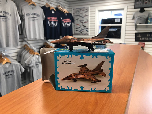 Fighter Jet Pencil Sharpener