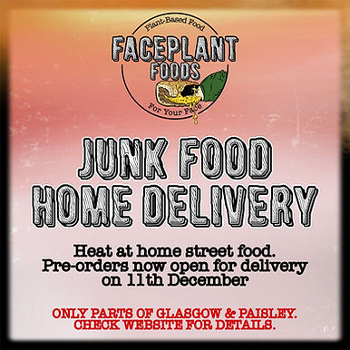 JUNK FOOD HOME DELIVERY