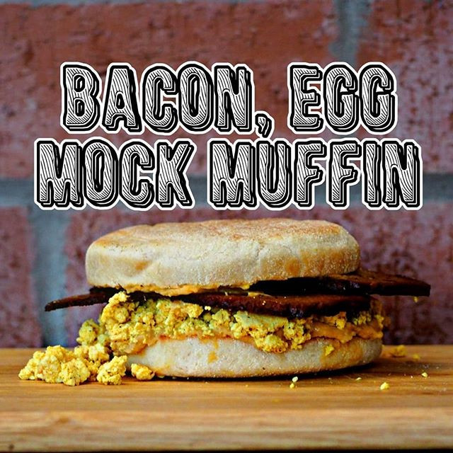 The Bacon, Egg MockMuffin