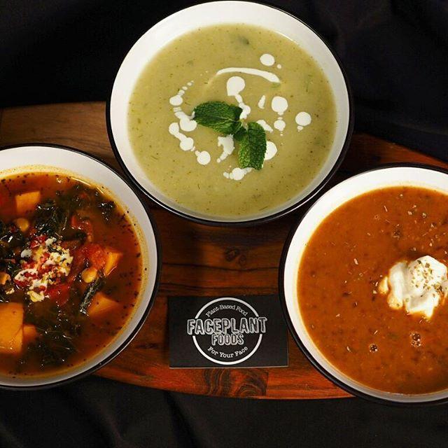 Soup Selection