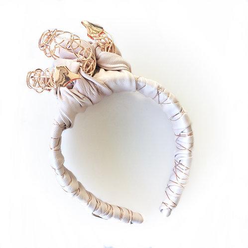 Pastel Snake Turban