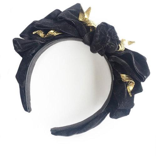 Black Velvet Bows