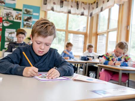 Har du barn som skal begynne i 1. klasse til høsten?